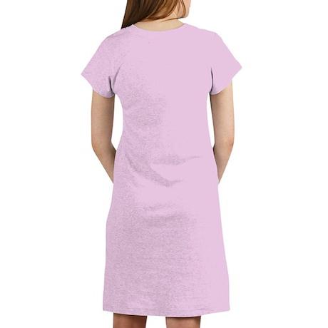 Women's Nightshirt - large logo - shvl