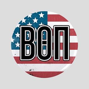 Beta Theta Pi Flag Button