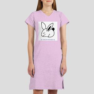 Year of the Rabbit Women's Nightshirt
