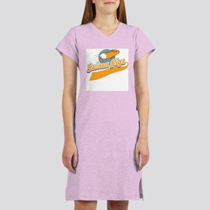 Guinea Pigs (double-sided) Women's Nightshirt