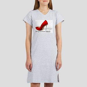 ACUPUNCTURE HEALS Women's Nightshirt