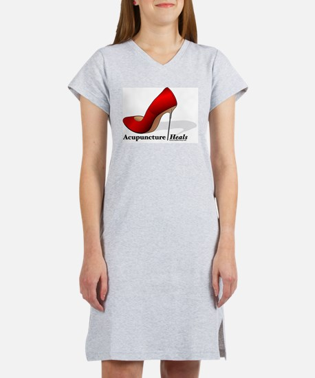 ACUPUNCTURE HEALS Women's Nightshirt