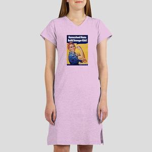 Build Stronger Women's Nightshirt