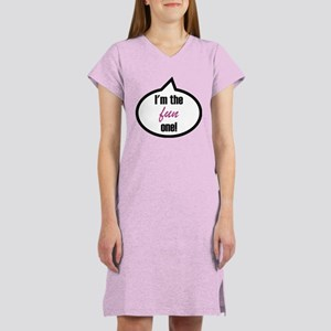 I'm the fun one! Women's Nightshirt