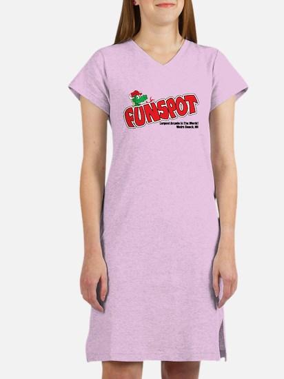 "Funspot ""Snuffy"" Women's Nightshirt"