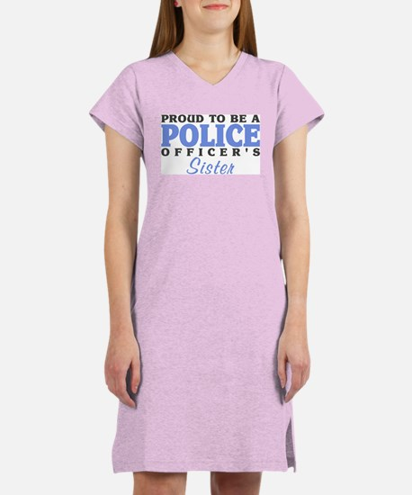 Officer's Sister Women's Nightshirt