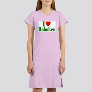 I Love Hoboken Women's Nightshirt