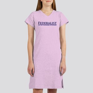 Federalist Women's Nightshirt