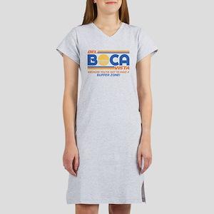 Del Boca Vista Seinfeld Women's Nightshirt