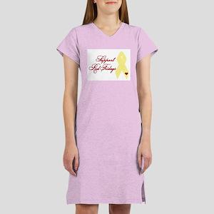 Support Red Fridays Women's Nightshirt