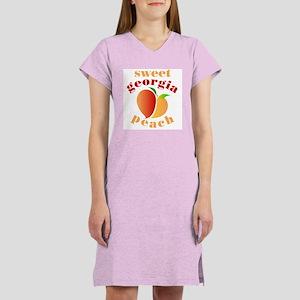 Sweet Georgia Peach Women's Nightshirt