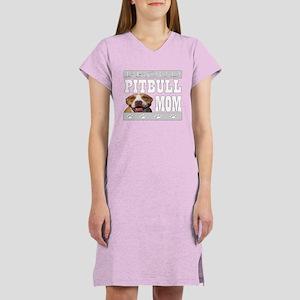 Proud Pitbull Mom/Dad Women's Nightshirt