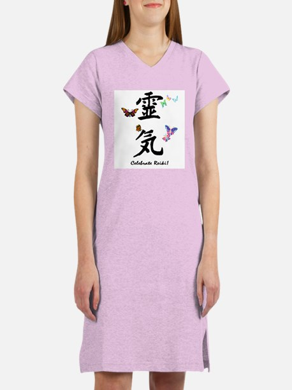 Celebrate Reiki Women's Nightshirt