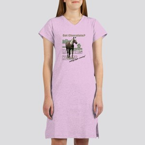 Got Chocolate? Women's Nightshirt