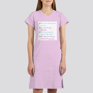 No problem reporter - Women's Nightshirt