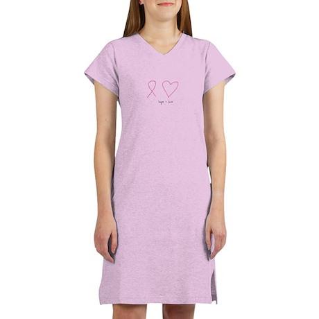 Hope + Love Women's Nightshirt
