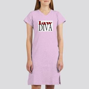 Law Diva Women's Nightshirt