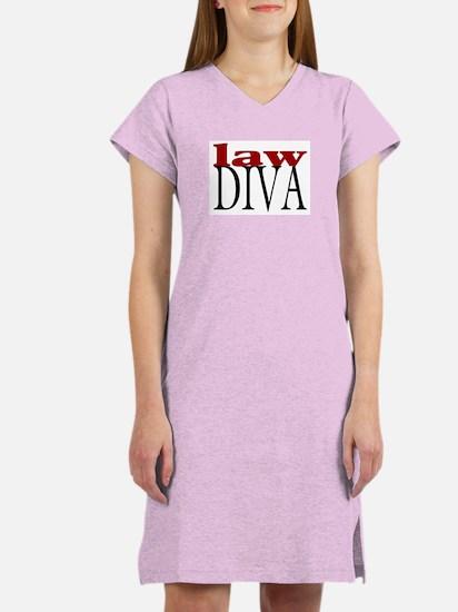 Law Diva Women's Nightshirt