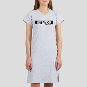 Got Mach Women's Nightshirt