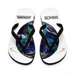 Angel Flip Flops