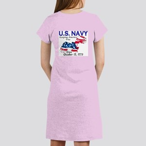 US NAVY Freedom Nightshirts Women's Nightshirt