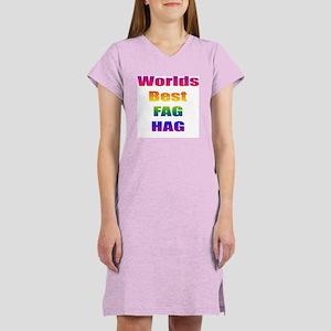 LGSR Women's Nightshirt (worlds best hag)
