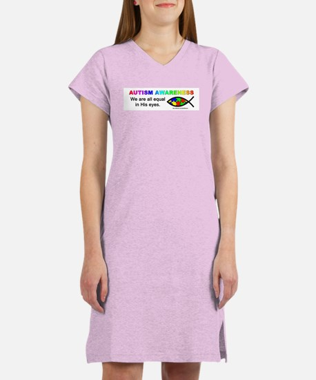 We Are Equal Women's Nightshirt