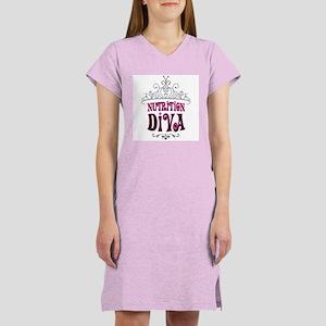 Nutrition Diva Women's Nightshirt