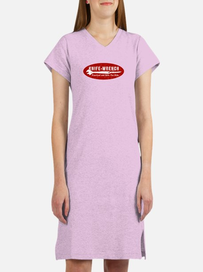 Knife-Wrench Women's Nightshirt
