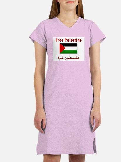 Jerusalem, al quds Women's Nightshirt