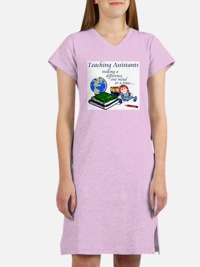 Teaching Assistant Women's Nightshirt