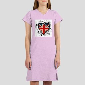 Heart England Women's Nightshirt