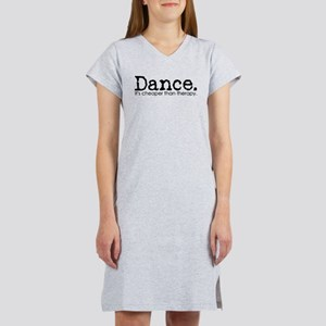 Dance Therapy Women's Nightshirt