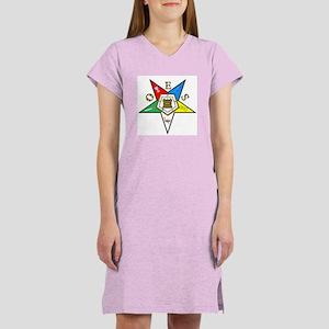 O. E. S. Emblem Women's Nightshirt