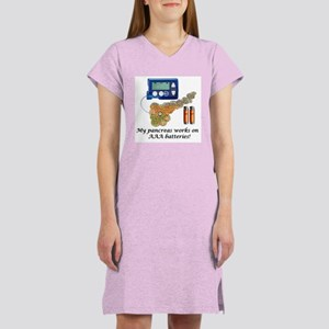 AAA Power Women's Nightshirt