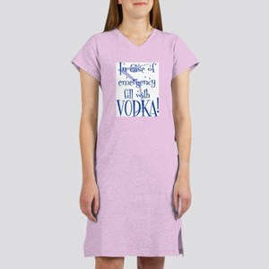 Vodka Women's Nightshirt