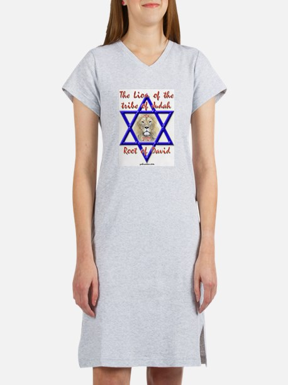 Lion Of The Tribe Of Judah Women's Nightshirt