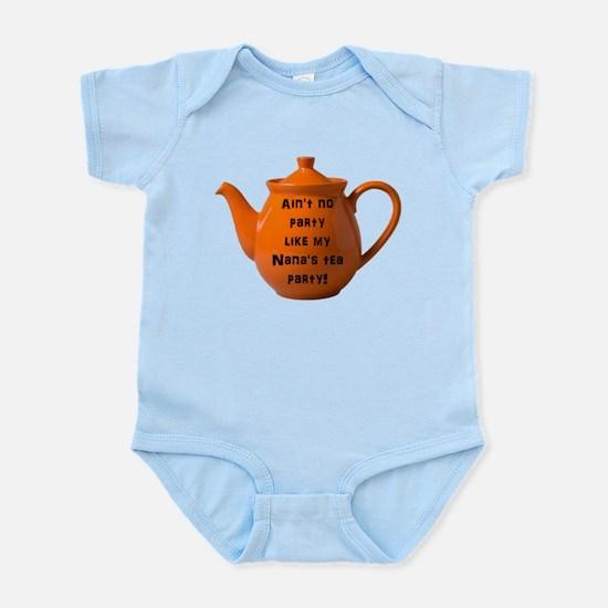 Tea Party Infant Bodysuit