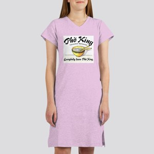 Everybody Loves Pho King Women's Nightshirt