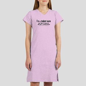 Nursing Shortage Women's Nightshirt