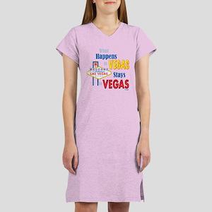 Vegas Women's Nightshirt