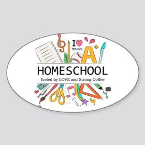 Homeschool Sticker