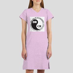 Zen of Accounting Women's Nightshirt