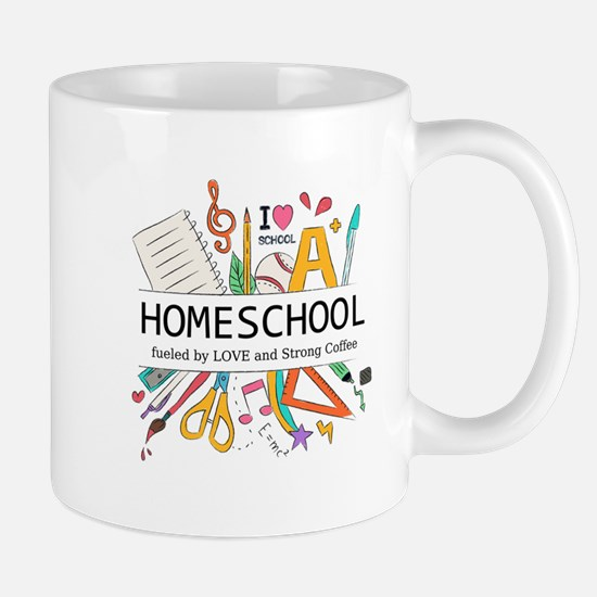 Homeschool Mugs