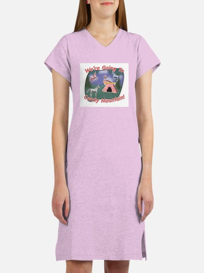 Candy mountain! Women's Nightshirt