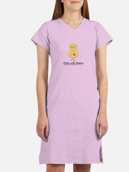 Smart Chick's Women's Nightshirt