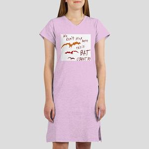 Bat Country Women's Nightshirt