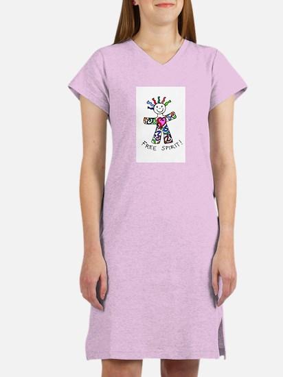 Unique Health awareness Women's Nightshirt