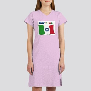 Jewtalian Women's Nightshirt