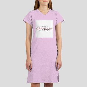 GRANDMA of TWINS - Women's Nightshirt